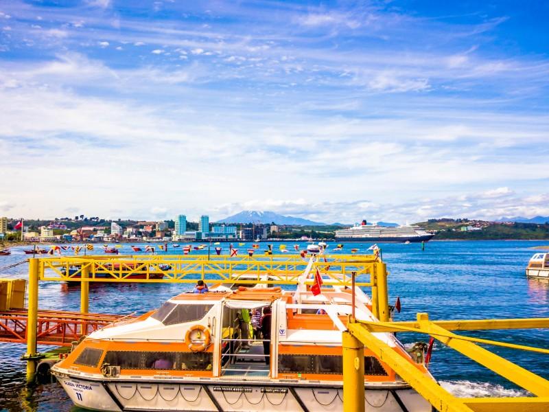 EMPORMONTT - Empresa Portuaria Puerto Montt - Empormontt asegura que líneas de cruceros valoraron sus propuestas para mejorar atención
