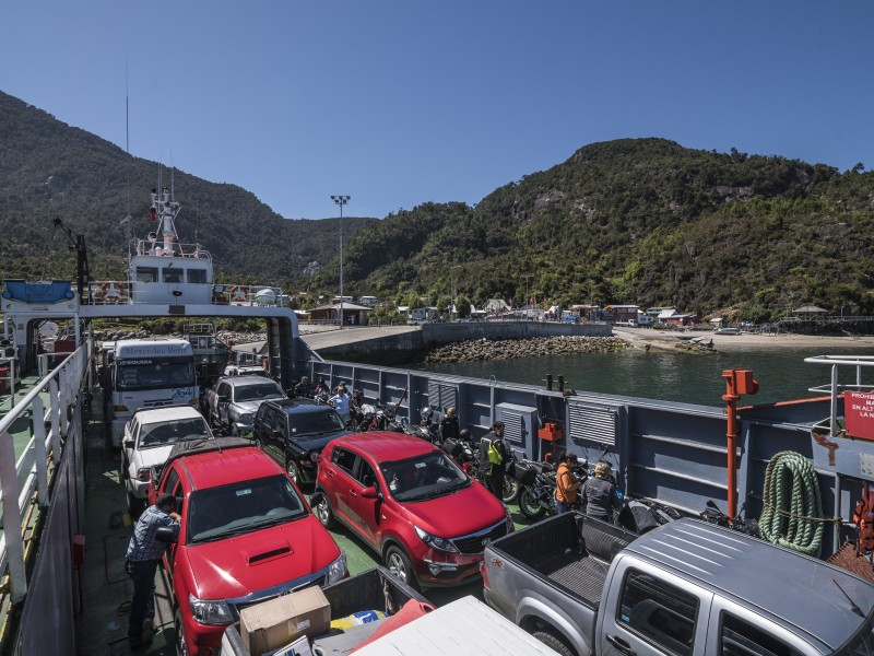 EMPORMONTT - Empresa Portuaria Puerto Montt - Empormontt registra 250 mil operaciones en el Canal de Chacao en 2017