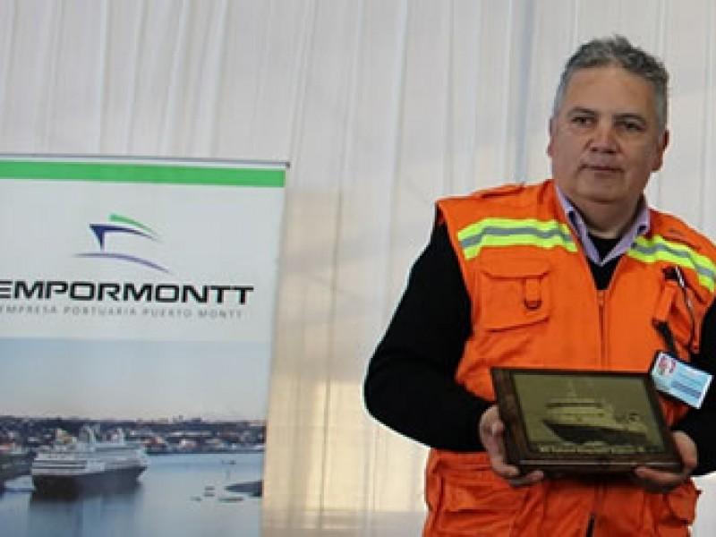 "EMPORMONTT - Empresa Portuaria Puerto Montt - PRESIDENTE DE EMPORMONTT: ""NOS COMPLACE ESTAR EN COMPETENCIA"""