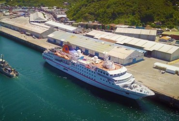 EMPORMONTT y el municipio de Puerto Montt firman convenio para promover la industria de cruceros