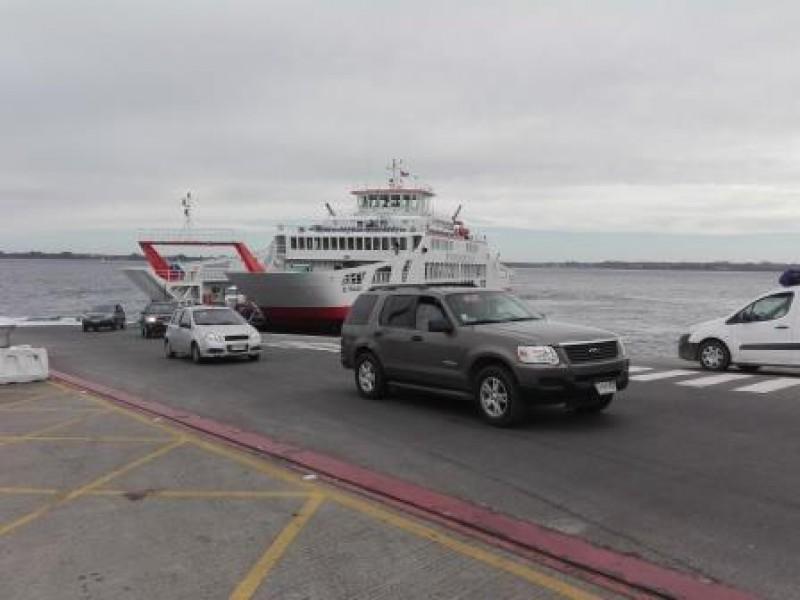 EMPORMONTT - Empresa Portuaria Puerto Montt - RESTRICCIÓN Y SUSPENSIÓN DEL SERVICIO DE TRASBORDO EN CANAL CHACAO