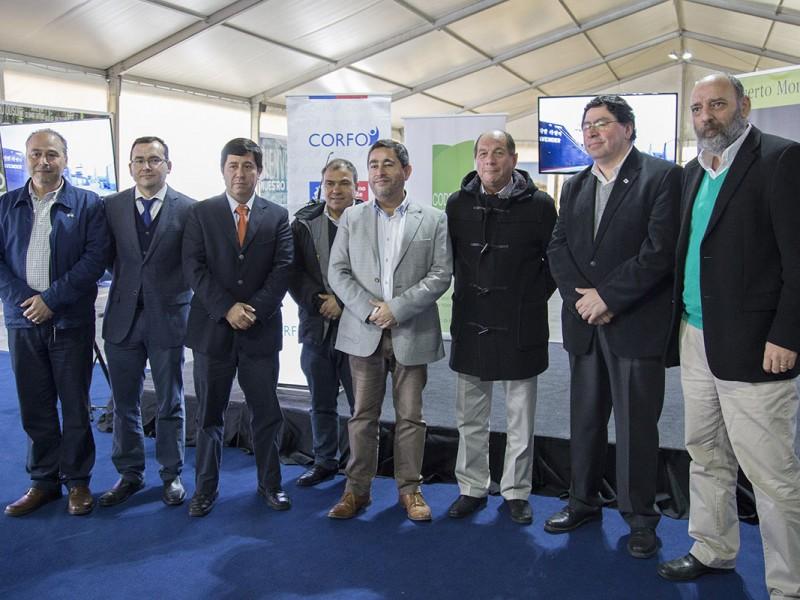 EMPORMONTT - Empresa Portuaria Puerto Montt - Se lanzó programa Logístico Meso Regional de Corfo en Puerto Montt